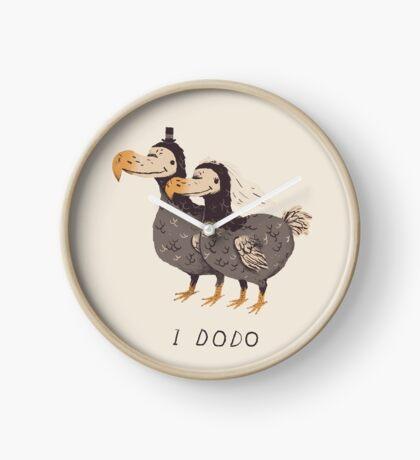 i dodo Clock