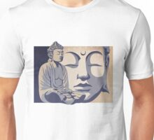 Buddha: the awakened one  Unisex T-Shirt