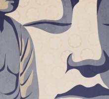 Buddha: the awakened one  Sticker