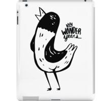 The Wonder Years iPad Case/Skin