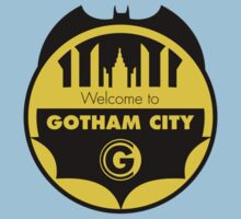 Welcome Gotham Kids Clothes