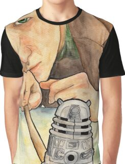 Doctor Who - Dalek Graphic T-Shirt