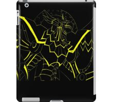 winged dragon of ra iPad Case/Skin