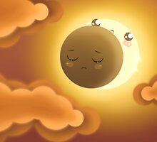 Cute Sky 7- Eclipse by zeecyanide
