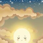 Cute Sky 9- Sunset by zeecyanide