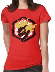 Overwatch - Junkrat Logo Womens Fitted T-Shirt