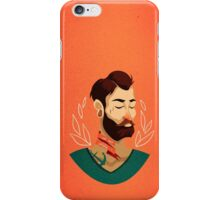 Grow Beard iPhone Case/Skin