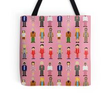 The Royal Pixelbaums Tote Bag