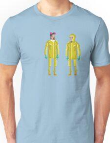8-Bit TV Breaking Bad Unisex T-Shirt
