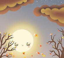 Cute Sky 11- Autumn by zeecyanide