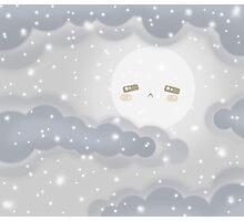 Cute Sky 12- Winter Photographic Print