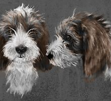 THE PET PORTRAIT by Ray Jackson
