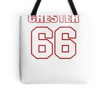 NFL Player Chris Chester sixtysix 66 Tote Bag