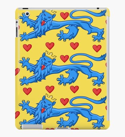 Denmark Coat of Arms iPad Case/Skin