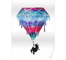 You Crazy Diamond Poster