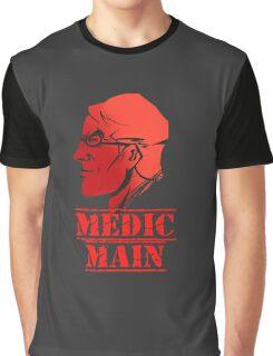 RED Medic Main Graphic T-Shirt