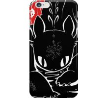 Toothless Creeping iPhone Case/Skin