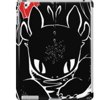 Toothless Creeping iPad Case/Skin