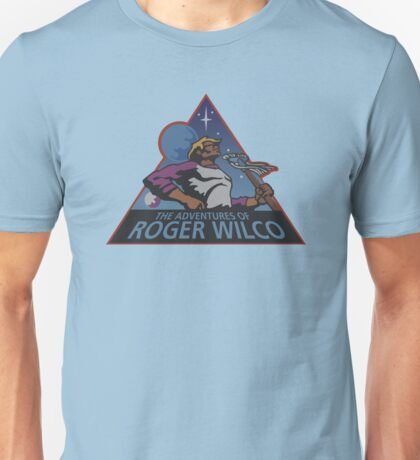 SPACE QUEST - ROGER WILCO Unisex T-Shirt