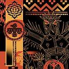 crowchina by arteology