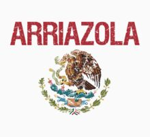 Arriazola Surname Mexican Kids Clothes