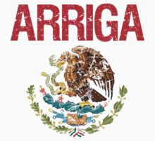 Arriga Surname Mexican Kids Clothes