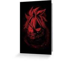 Son Of Dragneel The Dragon Greeting Card
