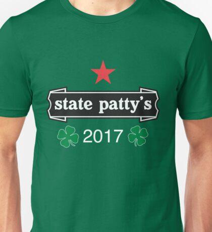 Heineken State Patty's Day Unisex T-Shirt