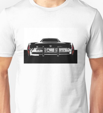 Cadillac Fleetwood - High contrast Unisex T-Shirt