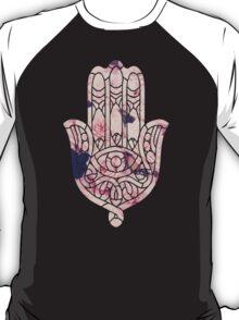Pastel Rose Hamsa T-Shirt