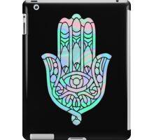 Holographic Hamsa iPad Case/Skin