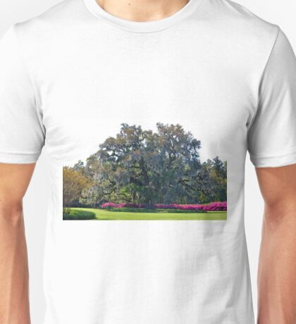 Airlie Oak In The Spring Unisex T-Shirt