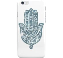 Water Ripple Hamsa iPhone Case/Skin