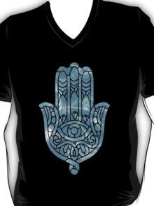 Water Ripple Hamsa T-Shirt