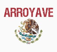 Arroyave Surname Mexican Kids Clothes