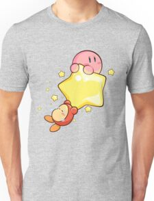 Kirby and Waddle Dee Unisex T-Shirt