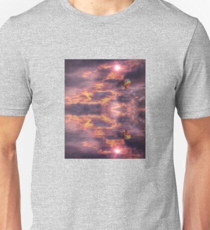 Peaceful  Unisex T-Shirt