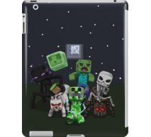 Best of minecraft iPad Case/Skin
