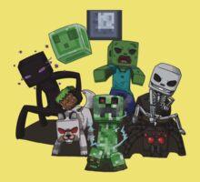 Best of minecraft Kids Clothes