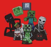 Best of minecraft Kids Clothes
