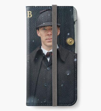 Sherlock iPhone Wallet/Case/Skin