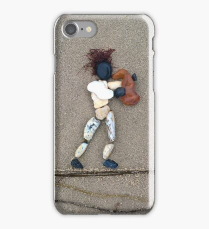 Play That Sax! iPhone Case/Skin