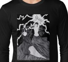 Anger and Fury Long Sleeve T-Shirt