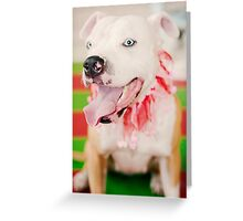 Smiley Baby Greeting Card
