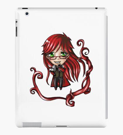 Chibi Grell iPad Case/Skin