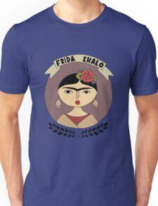 Frida Kahlo illustration Unisex T-Shirt