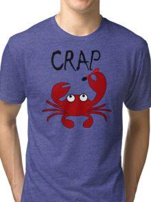 Crab Tri-blend T-Shirt