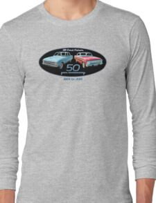 XM Falcon 50 year anniversary (black background) Long Sleeve T-Shirt