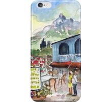 Artouste Village 01 iPhone Case/Skin