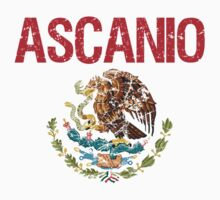 Ascanio Surname Mexican Kids Clothes